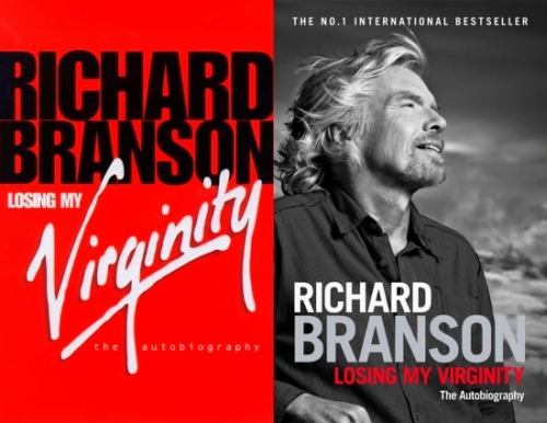 losing my virginity by richard branson essay