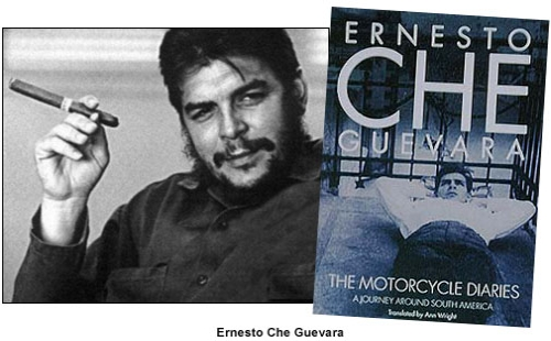 Book Review, Che Guevara, The Motorcycle Diaries, Adventure, Travel, Bike Trip, Norton 500CC, South America,  Argentina, Peru, Leprosy, Disease, Doctor, Medical Camp,